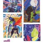 Εγκαίνια έκθεσης 15.05.2014 - Παρουσίαση ποιητικής συλλογής 17.05.2014